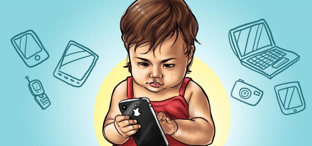 Доктор Ніколас Кардарас  діти і смартфони. Справи гірші 05f5b0737de94